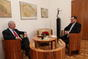 Prime Minister Petr Ne�as held talks with his Israeli counterpart, Benjamin Netanyahu on 17th May 2012