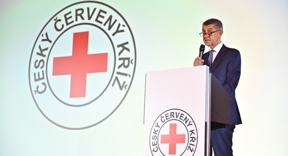 Speech of the Prime Minister on the occasion of the 100th anniversary of the foundation of the Czech Red Cross, 7 May 2019.