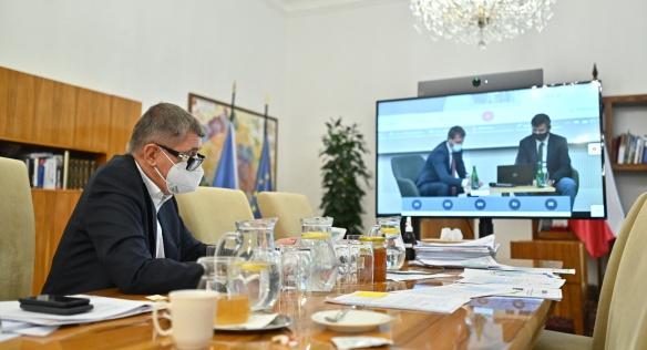 Projev předsedy vlády na konferenci Strategie strukturalizace, 13. října 2020.