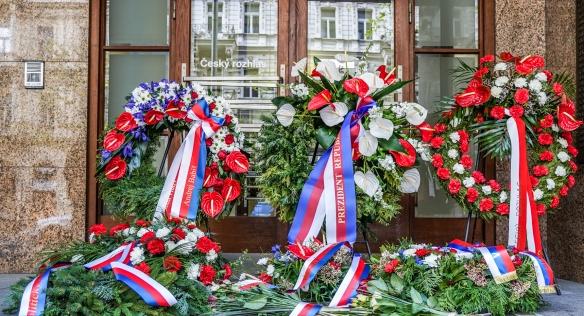 75. výročí Pražského povstání