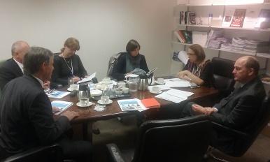 Min. Dienstbier měl v Londýně jednání s úřadníky z Government Equality Office
