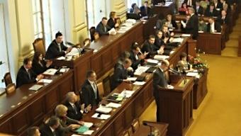 18. února 2014: Poslanecká sněmovna vyslovila důvěru nové koaliční vládě.
