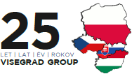 25th anniversary of the foundation of the Visegrad Group.
