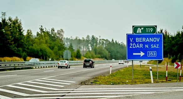 Dálnice D1 od dnešního dne bude sloužit řidičům bez omezení, 2. října 2021.