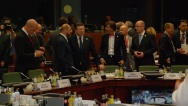 Prime Minister Sobotka, together with the prime ministers and presidents of EU member countries, attended an extraordinary European Council meeting in Brussels on Wednesday 16 July.