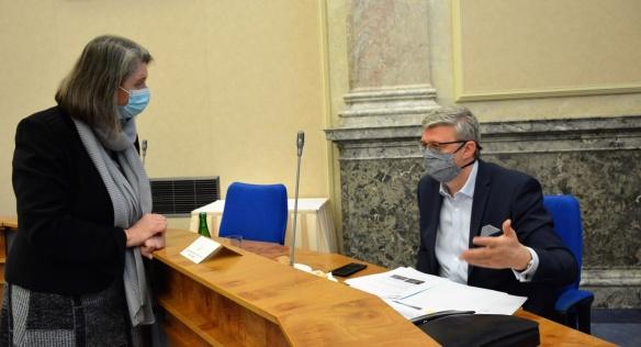 Rada vlády volila nové členy Komise pro problematiku klimatu, 29. května 2020.