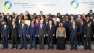 Prime Minister Bohuslav Sobotka attended the EU-Africa Summit in Brussels on Wednesday 2 April 2014. Source: European Council