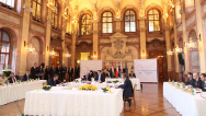 The Visegrad Group Summit held in Prague, 14th October 2011
