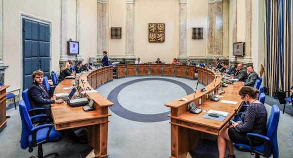 Vláda Andreje Babiše na jednání v pondělí 17. června 2019 řešila mj. novelu horního zákona a financování sociálních služeb.