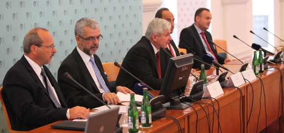 On Monday 26th August 2013 Prime Minister Jiří Rusnok initiated a meeting of Heads of Czech representative offices abroad.
