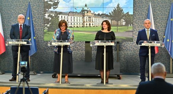 Tripartita v pondělí 16. září 2019 jednala o návrhu státního rozpočtu na rok 2020.