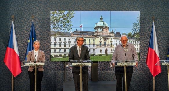 Zahraniční experti ocenili Inovační strategii a principy hodnocení výzkumu, 31. května 2019.