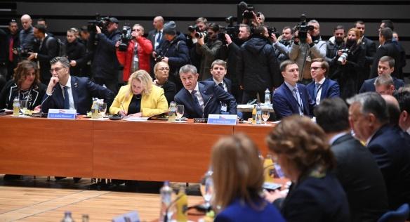 ČR na summitu v Bratislavě zastupovali premiér A. Babiš a ministryně pro místní rozvoj K. Dostálová