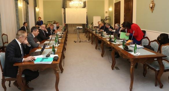 Rada vlády pro veřejné investování se na svém prvním zasedání 28. ledna 2019 zabývala především Národním investičním plánem