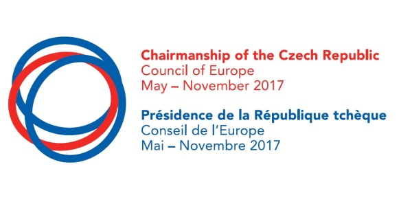 Logo: The Council of Europe