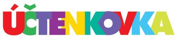 Účtenkovka - logo