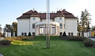 Kramářova vila.