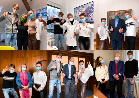 Anna Šulcová a Jakub Gulab s odborníky vysvětlují nejčastěji šířené mýty ohledně očkování