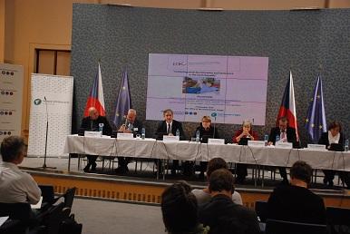 Kulatý stůl Komise proti rasismu a nesnášenlivosti Rady Evropy (ECRI)