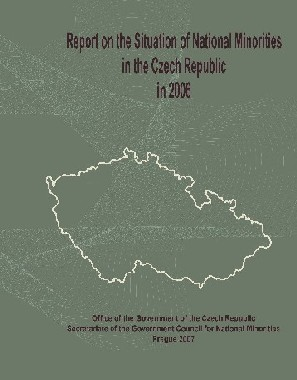 Report on the situation of National Minorities in the Czech Republic in 2006 - obrazek