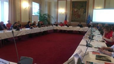 jednání Rady vlády pro rovnost žen a mužů