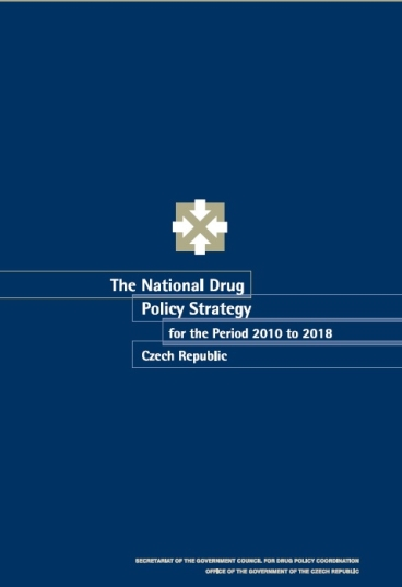 The National drug policy strategy for the period 2010 to 2018